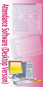 Attendance Software (Desktop Version)