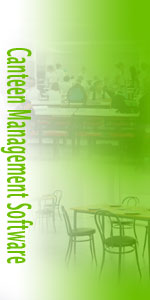 Canteen Management Software